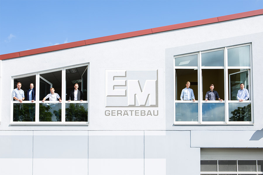 Changes in the management at EM Gerätebau GmbH